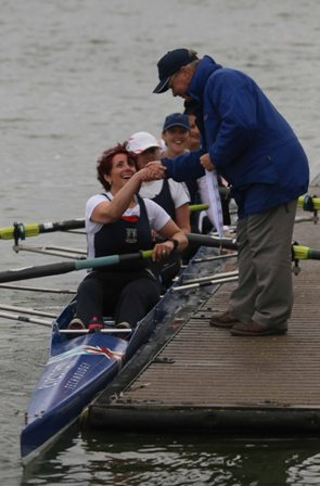 Masters C Coxed Four